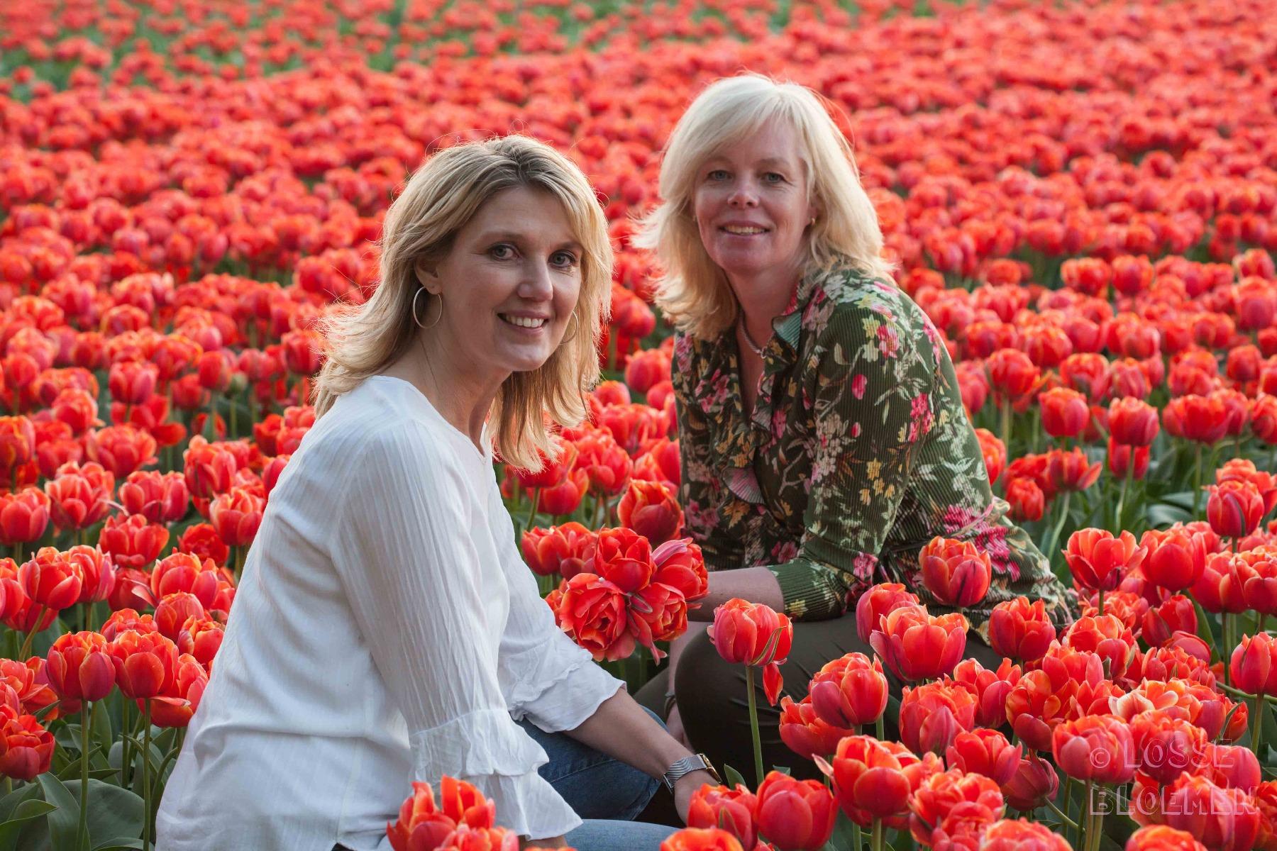 FAM Flower Farm Marlies en Linda